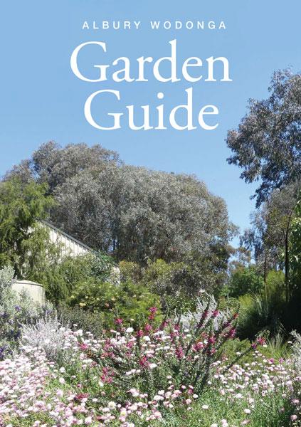 Albury Wodonga Garden Guide cover